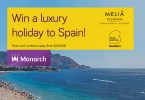 Win A Holiday To Spain