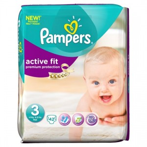 Pampers Free Sample