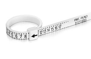Freebie - Free Ring Sizer