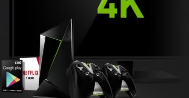 Shield Android Box and TV Competition