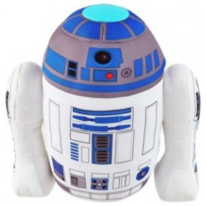 Star Wars R2D2 Glow Pal Light